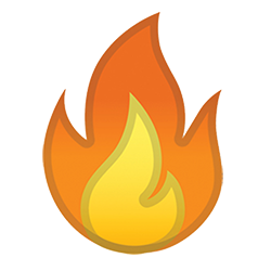 Fire Damage Icon